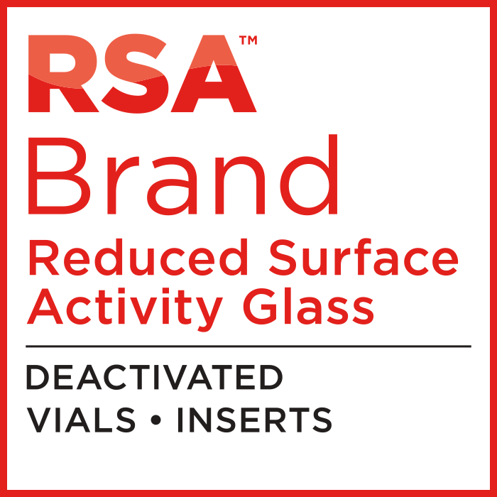 RSA Brand Vial Graphic