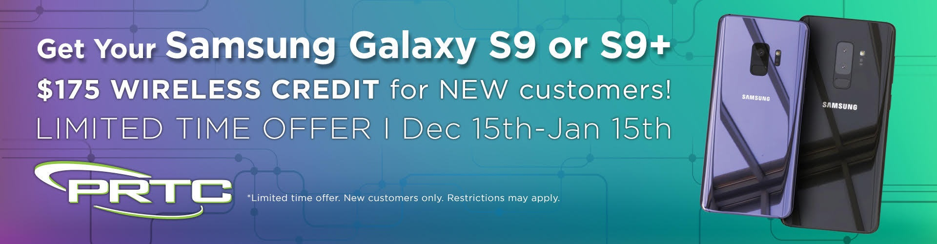Get Your Samsung S9