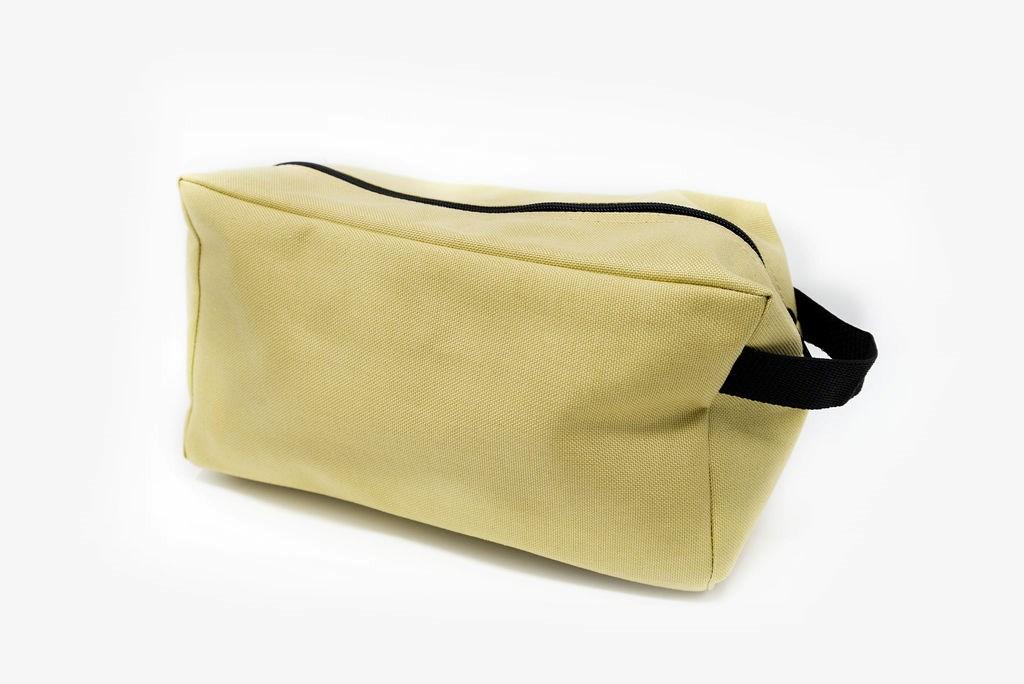 Tan Sample Transport Bag, Canvas, Water Resistant
