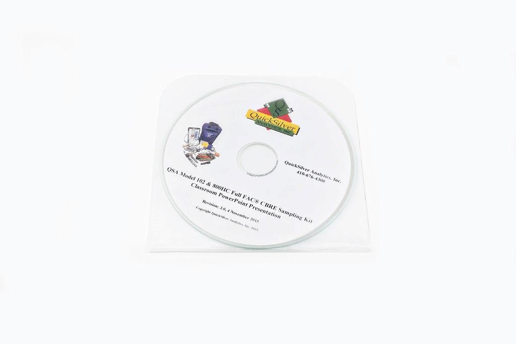 Training CD QSA102