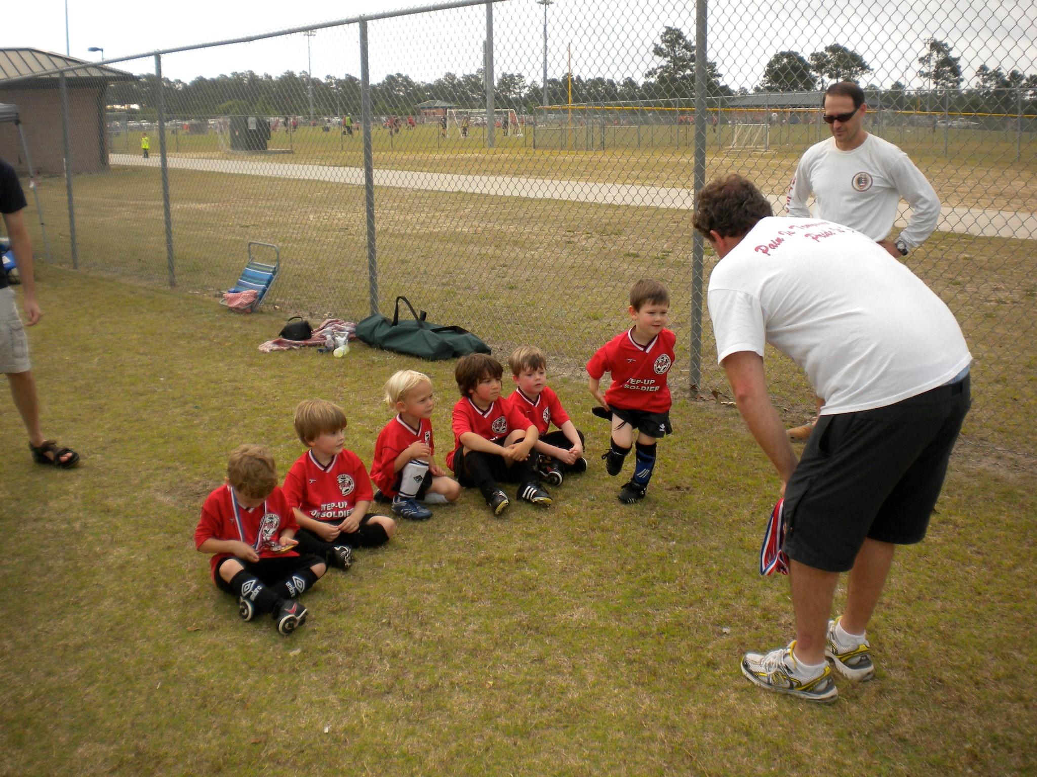 SUFS Pee Wee Soccer 2011
