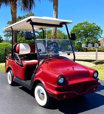 2020 Studebaker Club Car 4 Passenger Custom Body