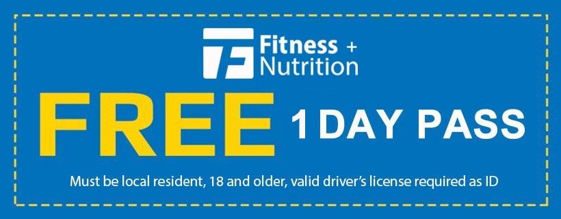 FREE 1 Day Pass