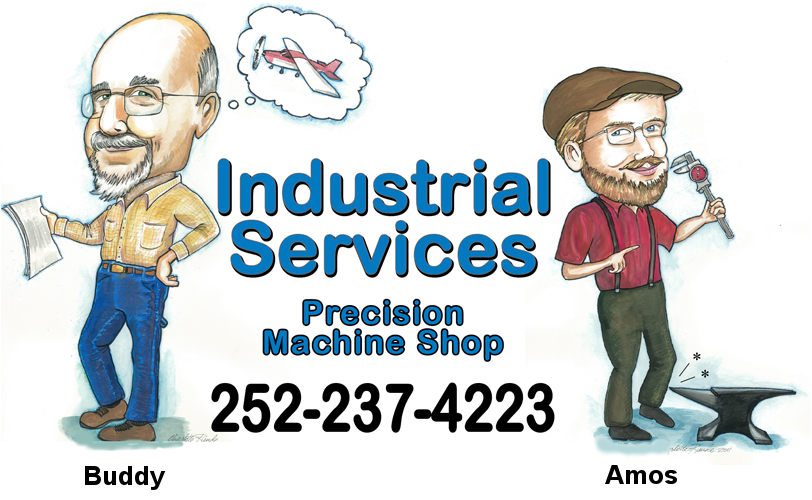 Industrial Services of Wilson Logo
