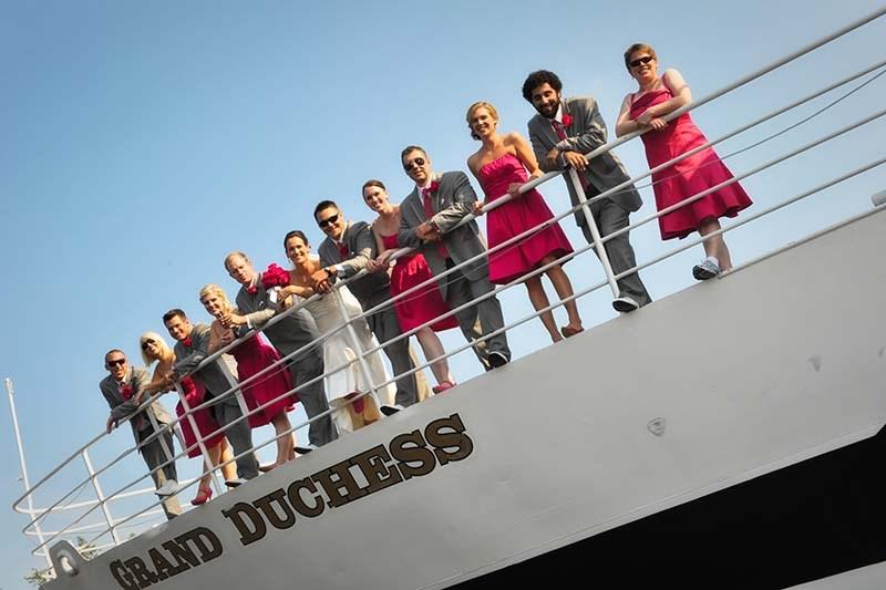 Afton Hudson Cruise Lines - 1