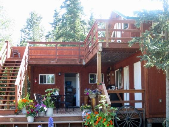 Alaska Horsemen Trail Adventures - 1