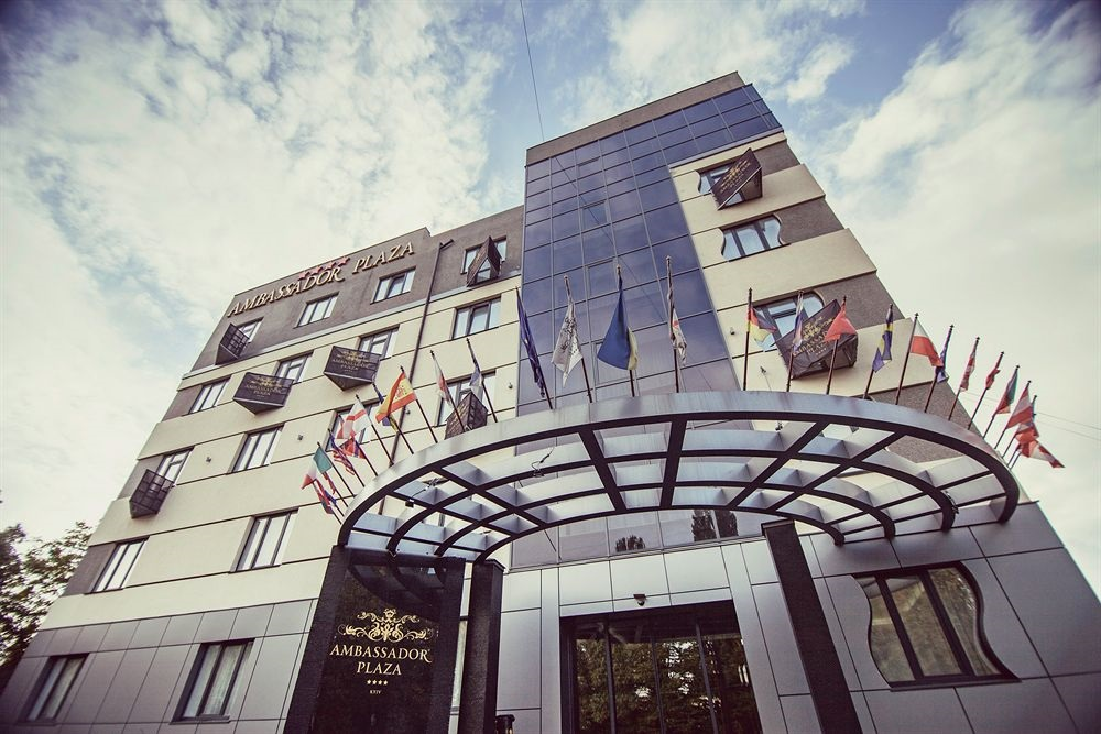 Ambassador Plaza Hotel - 1