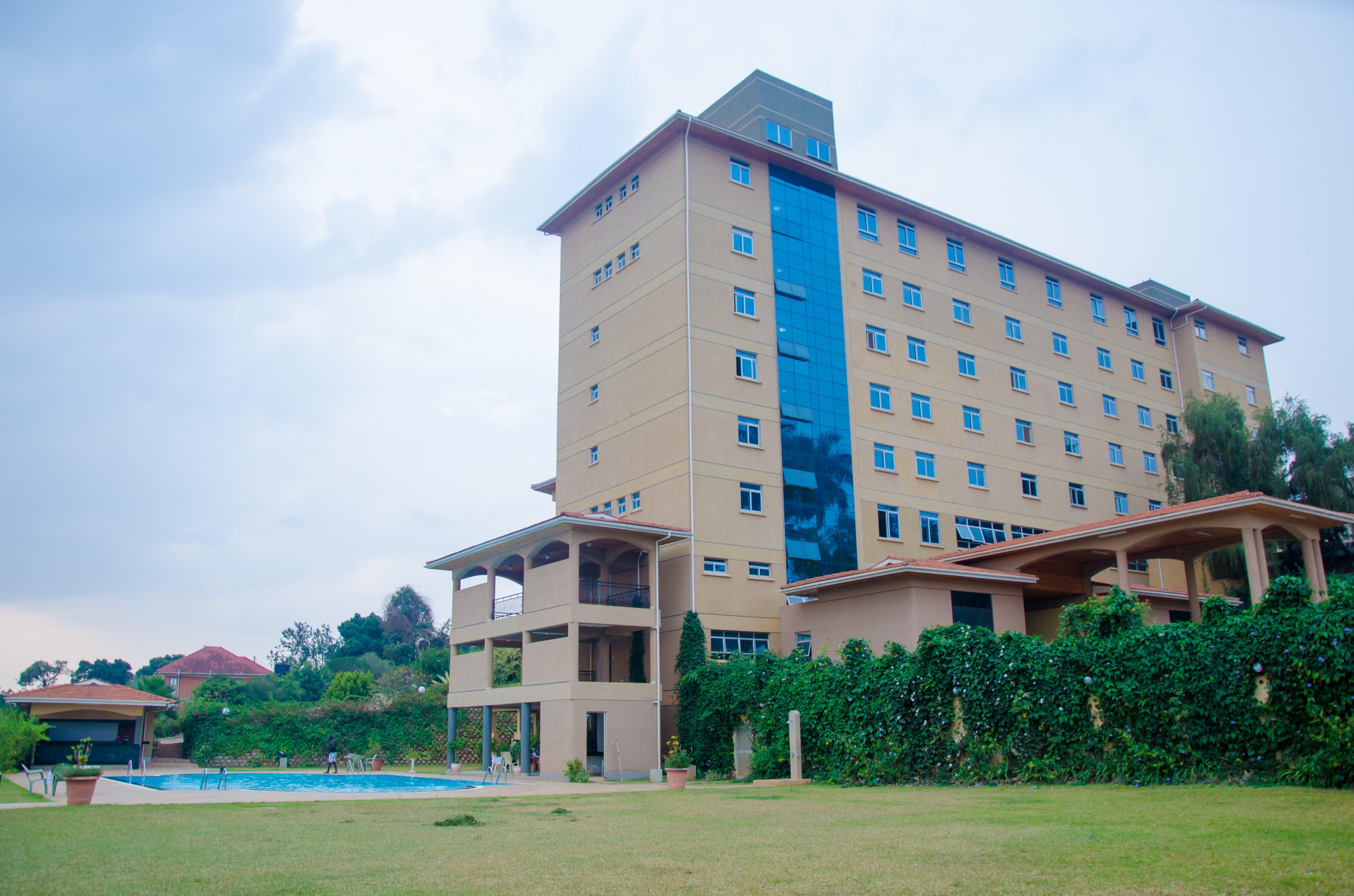 Afrique Suites Hotel - 1