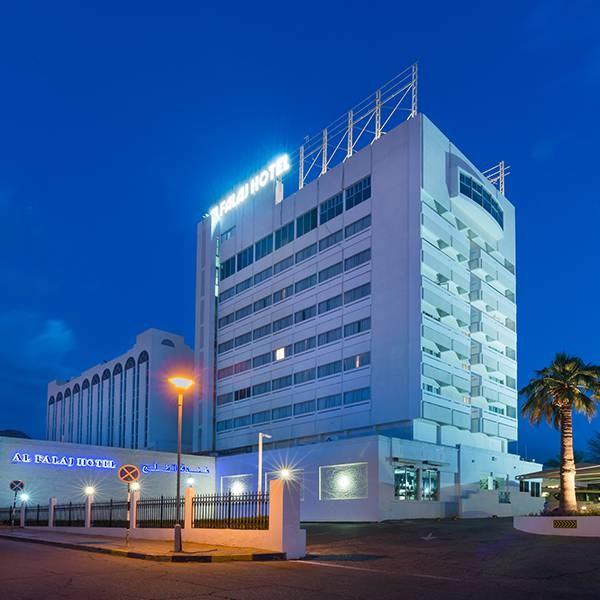 Al Falaj Hotel - 1