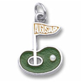 CHGT - Sterling Silver Golf Tee Charm