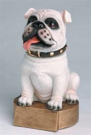 BHC - Bulldog Bobblehead Mascot