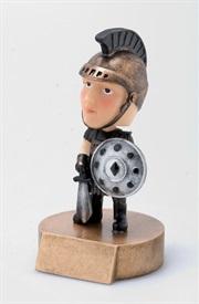 BHC - Spartan American Bobblehead Mascot