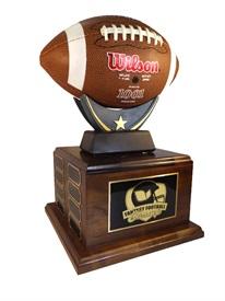FF-BALL - 11 inch Fantasy Football Trophy