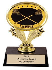OVT - 6 inch Lacrosse Trophy **As low as $5.25**