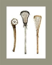 PR3 - Limited Edition Lacrosse Print