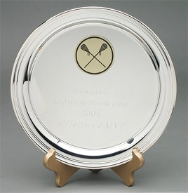 P-8 - Silver Plate
