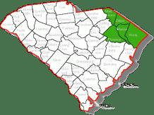 South Carolina service area