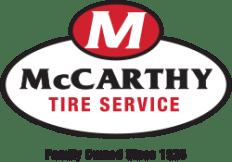 McCarthy Tire Service Logo