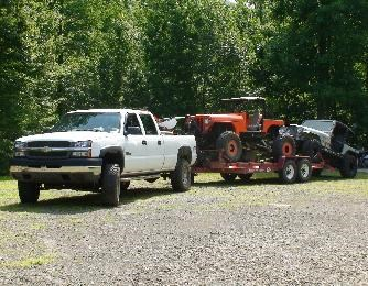 Testimonial by Jeremy Riddle, 2003 Chevy 2500HD LB7 Duramax