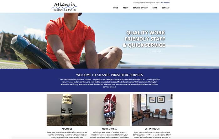 Atlantic Prosthetics Services