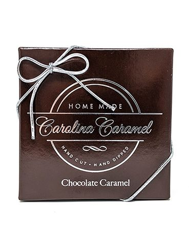 Carolina Coffee Chocolate Caramels