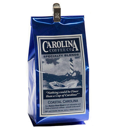 Carolina Coffee Coastal Carolina Blend Swiss Water Decaf