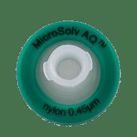 PES Syringe Filter 0.45um AQ Brand Image