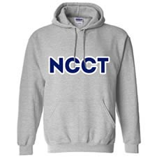 Heavy Gray NCCT Sweatshirt