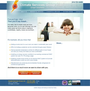 Carolina Services Group HVAC