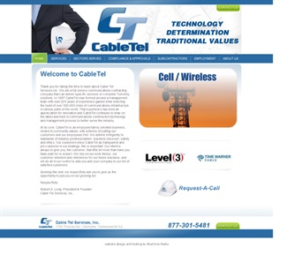 CableTel Service Inc, turn-key solutions provider for the telecom industry