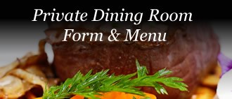 Private Dining Form