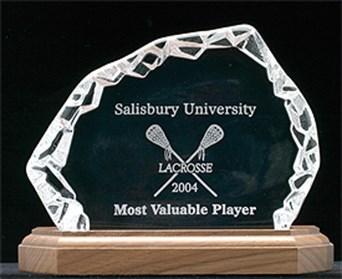 Q-72 - Iceberg Lacrosse Award