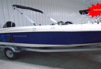2019 Bayliner Element E18 liquid-unknown-field [type] Boat