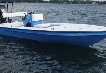 2021 East Cape Evo Boat