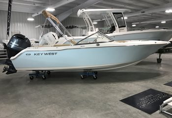2019 Key West 203 DFS liquid-unknown-field [type] Boat