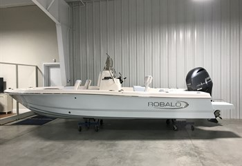 2020 Robalo R206 Ice Blue #F0142 liquid-unknown-field [type] Boat