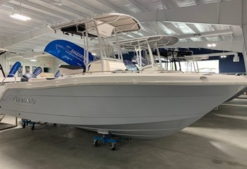 2021 Robalo R222 Alloy Gray (ON ORDER) Boat