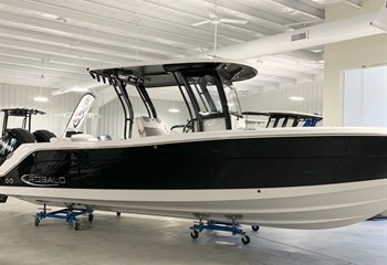 2021 Robalo 302 Black/White  Boat