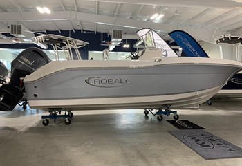 2021 Robalo R200 Alloy Gray/White  Boat