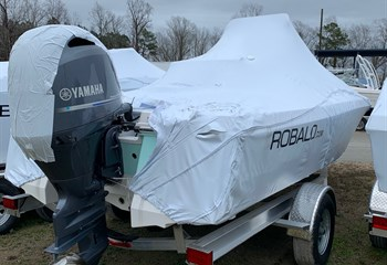 2020 Robalo R206 Seafoam/White #F0170 liquid-unknown-field [type] Boat