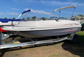 2020 Starcraft 1915 Limited OB Gray/White (ON ORDER) Boat