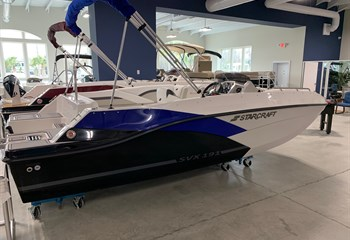 2020 Starcraft SVX 191 Blue/Black #59913 Boat
