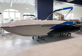 2020 Starcraft SVX 211 Blue/Black #59986 Boat