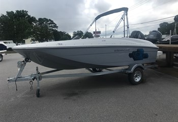 2021 Bayliner Element E16 Gray (CLAYTON) Boat