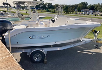 2021 Robalo R180 Ice Blue/White (CLAYTON) Boat