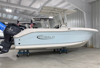 2021 Robalo R200 Ice Blue/White  Boat