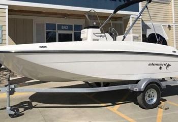 2020 Bayliner Element F16 #X1884 Boat