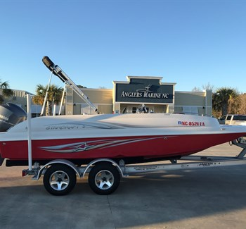 2015 Starcraft 2000 Limited Used Boat
