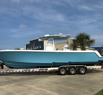2016 Contender 35 ST Used Boat