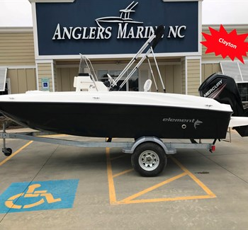 2019 Bayliner Element F18 liquid-unknown-field [type] Boat